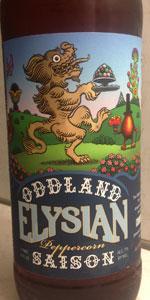 Oddland Peppercorn Saison