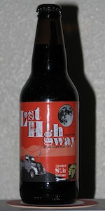 Lost Highway Black India Pale Ale
