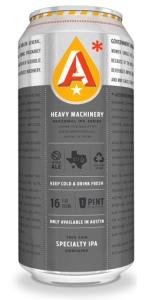 Heavy Machinery Double IPA