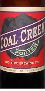 Coal Creek Porter