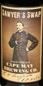Sawyer's Swap Barley Wine Ale