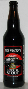 Pikop Andropov's Rushin' Imperial Stout