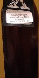 Great Lakes Audrey Hopburn (Pinot Noir Barrel Aged)