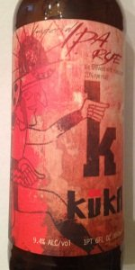 Kuka - Imperial IPA Rye