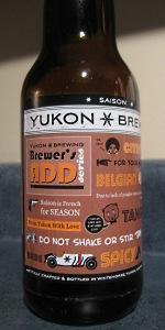Yukon Saison