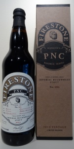 PNC Imperial Buckwheat Stout