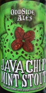 Java Chip Mint Stout
