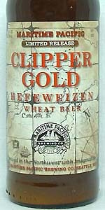 Clipper Gold Hefeweizen