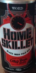 Home Skillet Black IPA