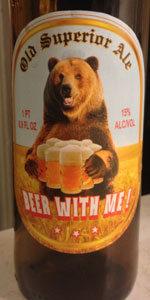 Old Superior Ale - Beer With Me!