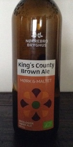 Kings County Brown Ale