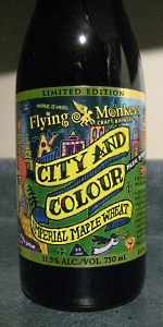 Flying Monkeys City And Colour Imperial Maple Wheat