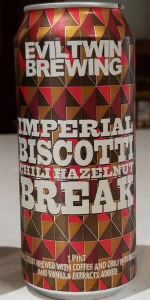 Imperial Biscotti Chili Hazelnut Break