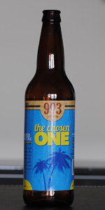 Toasted Coconut Ale (The Chosen One)