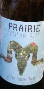 Prairie Wine Barrel Noir