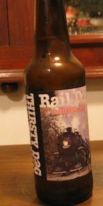 Rail Dog Smoked Black Lager