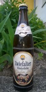 Zwiefalter Großer Abt Kellerbier