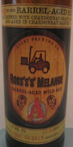 Ross's's' Melange