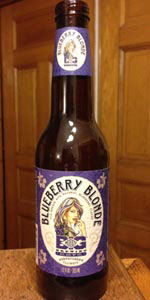 Blueberry Blonde