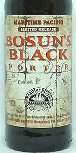Bosun's Black Porter
