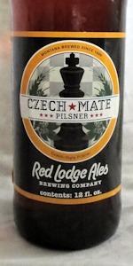 Czech Mate Pilsener