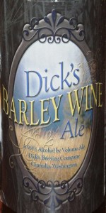 Dick's Barley Wine