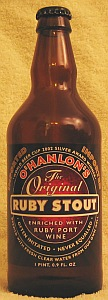 O'Hanlon's The Original Ruby Stout