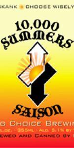 10,000 Summers Saison