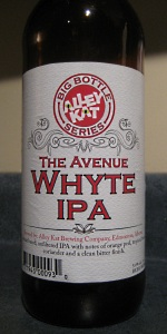 The Avenue Whyte IPA