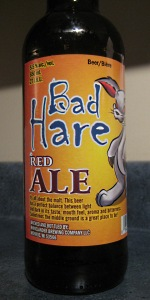 Bad Hare Red Ale