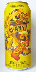 Sunny & Share Citrus Saison