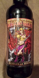 Dragon's Breath - Saddlebag Series