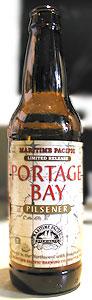 Portage Bay Pilsener
