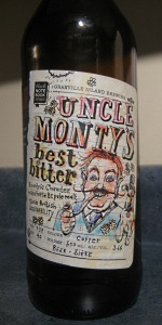Uncle Monty's Best Bitter