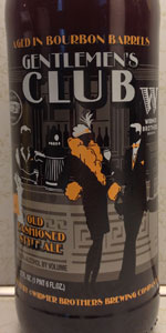 Gentlemen's Club - Bourbon Barrel Aged