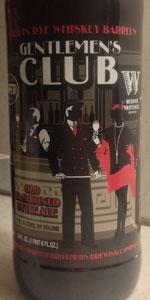 Gentlemen's Club - Rye Whiskey Aged