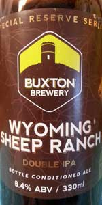 Special Reserve V Wyoming Sheep Ranch
