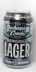 Churchville Lager