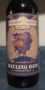 Tenaya Creek Hauling Oats Oatmeal Stout