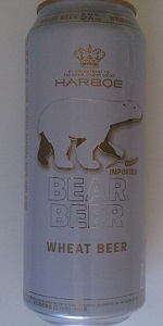 Bear Beer Wheat Beer