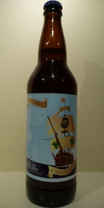 Hop Sails: The Beer Junction 3rd Anniversary IPA