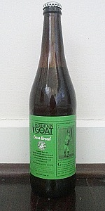 Mountain Goat Cross Breed Hopfweizenbock