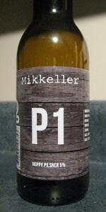 P1 Hoppy Pilsner