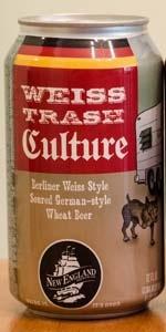 Weiss Trash Culture