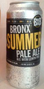 Summer Pale Ale