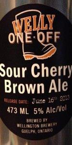 Sour Cherry Brown Ale
