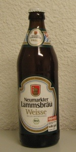 Neumarkter Lammsbräu Weisse