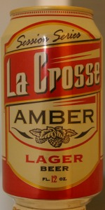 La Crosse Amber Lager (Session Series)