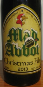 Mad Abbot Christmas Ale