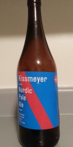B-Sides Brewing: Kissmeyer Nordic Pale Ale